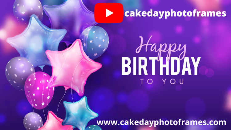 Happy Birthday wishes song with name