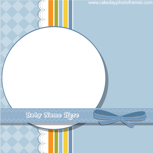 online editing baby photo frames pictures