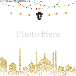 happy ramadan photo frames free download