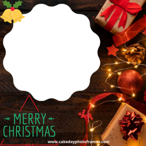 merry christmas greetings with photos