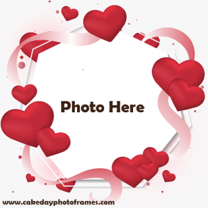 Lovely Heart Couple Image with photo Editor