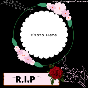 RIP Photo Frame download