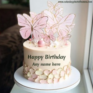 Generate newly designed Happy Birthday Greeting cake images with Name